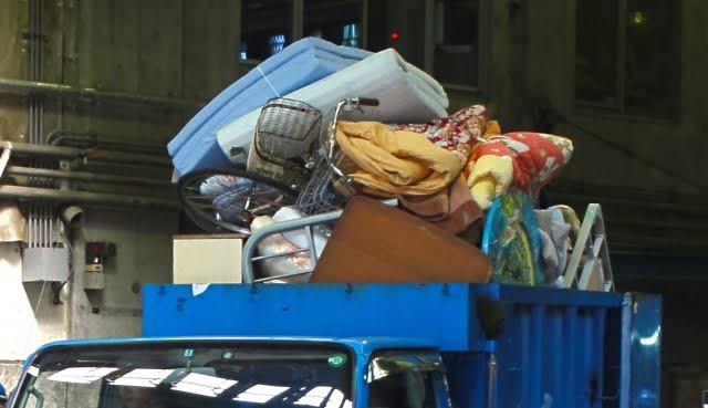 つくばみらい市 不要品回収