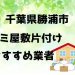 勝浦市 ゴミ屋敷 片付け おすすめ業者