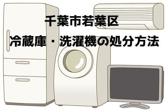 若葉区 冷蔵庫洗濯機 不用品回収 おすすめ業者
