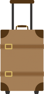 スーツケース 解体 簡単?