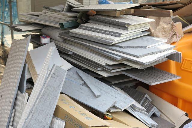 建築廃材 サイディング ボード